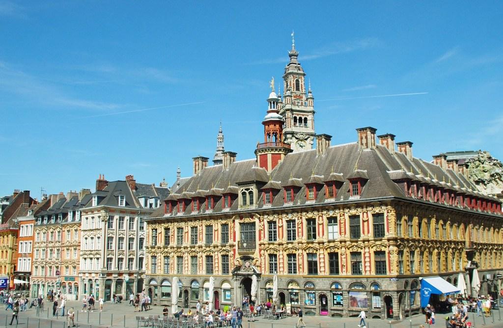 Die schönsten Städte in Frankreich: Lille