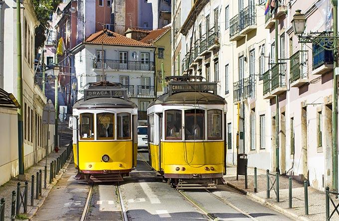 Общественный транспорт в Лиссабоне: как пользоваться и цены