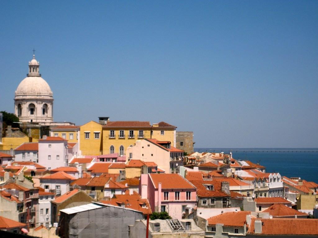 Lizbona, miejsce na długi weekend majowy jak z obrazka