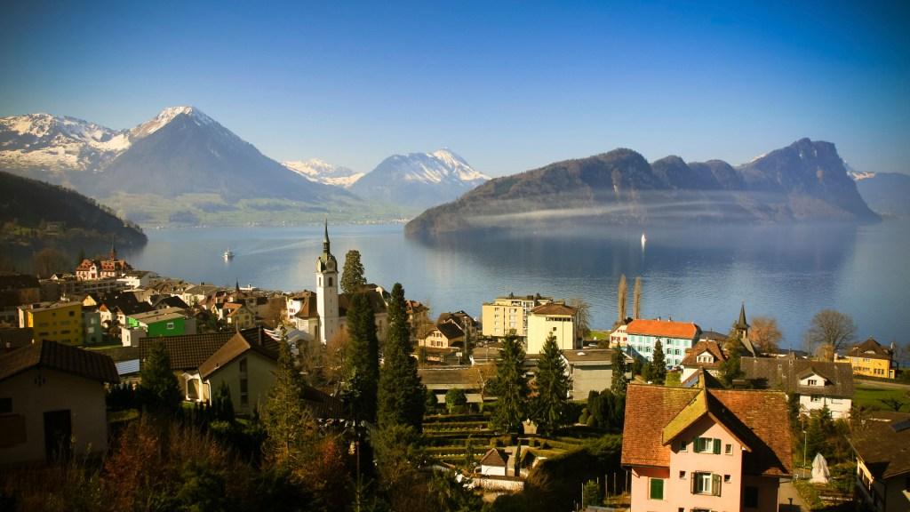 Die schönsten Seen in der Schweiz: Vierwaldstättersee (Luzerner See)