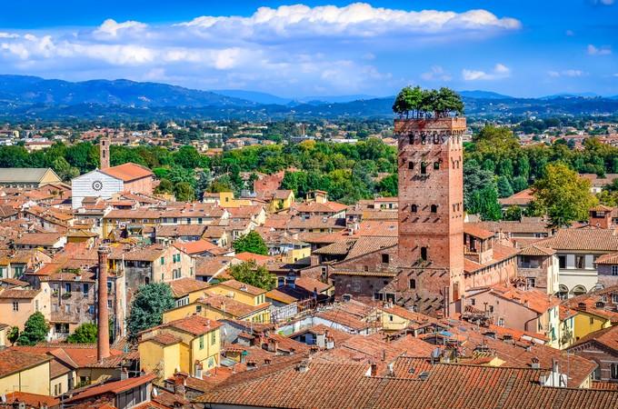 Lucques, Italie