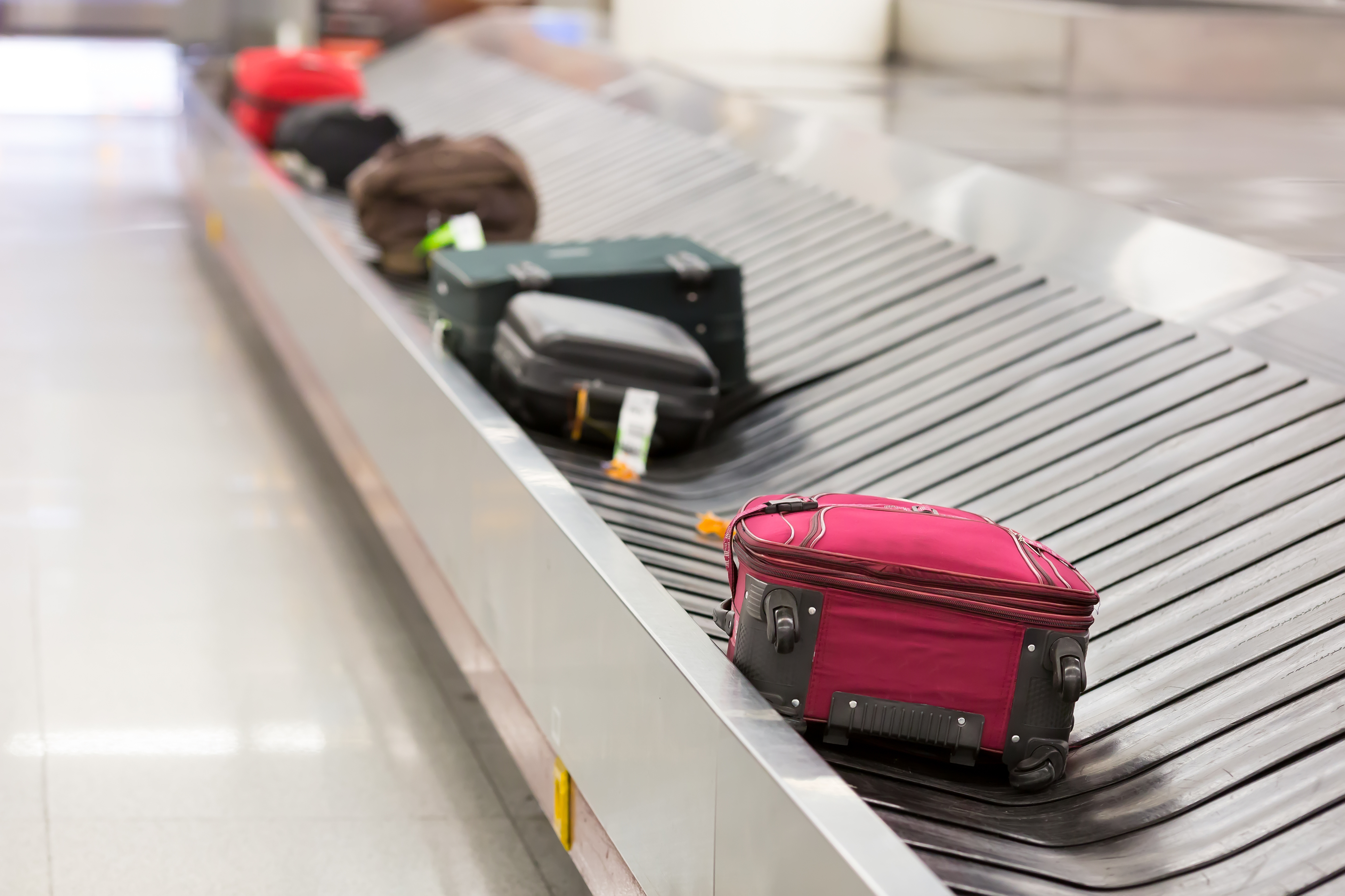 Etihad Luggage