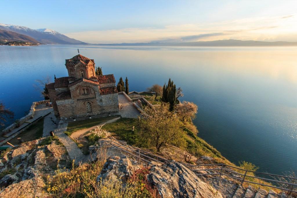 Ciudades de Europa que visitar: Ohrid, Macedonia