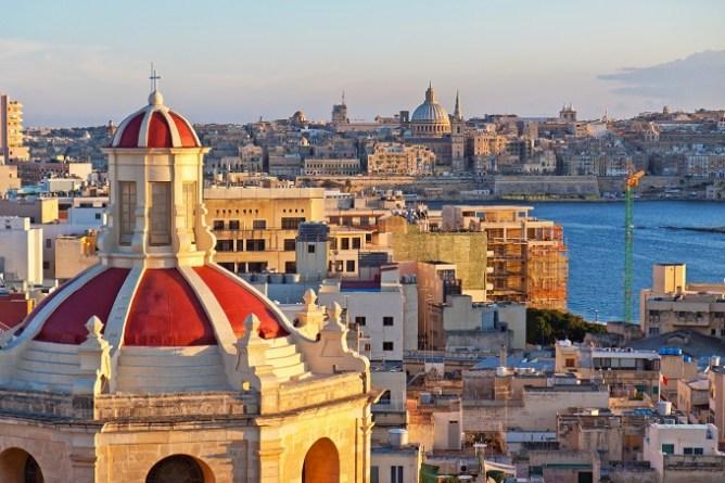 lomamatka Maltalle