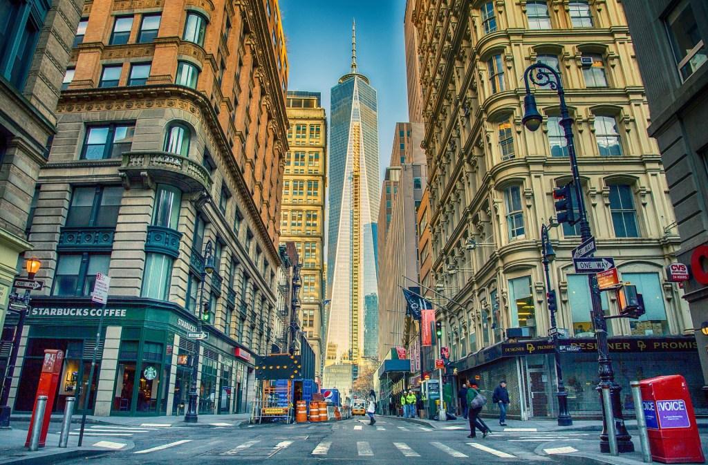 纽约自由行