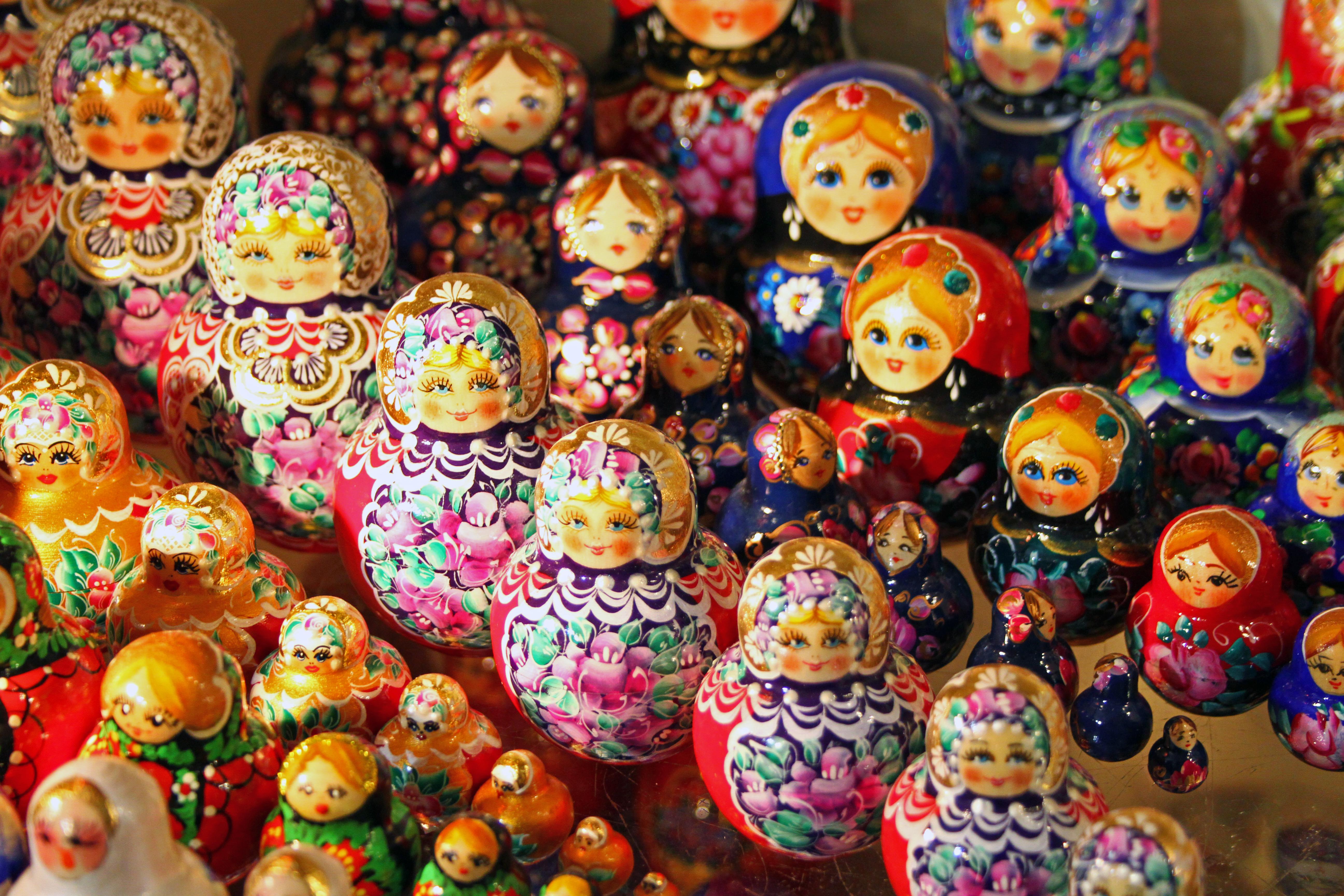 Бабки рисунок, картинки с народными промыслами россии