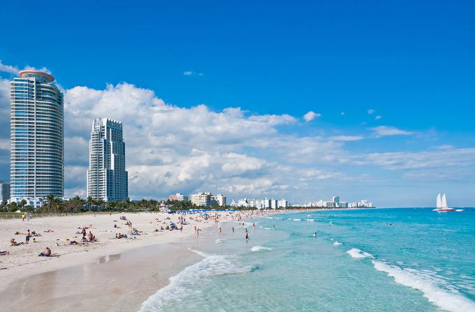 Lentodiilit Suomesta USA:han: Miami