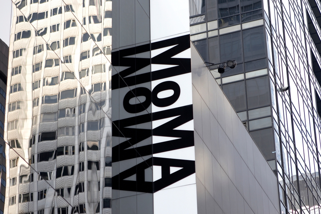 New York, quartiere di Manhattan: MoMa