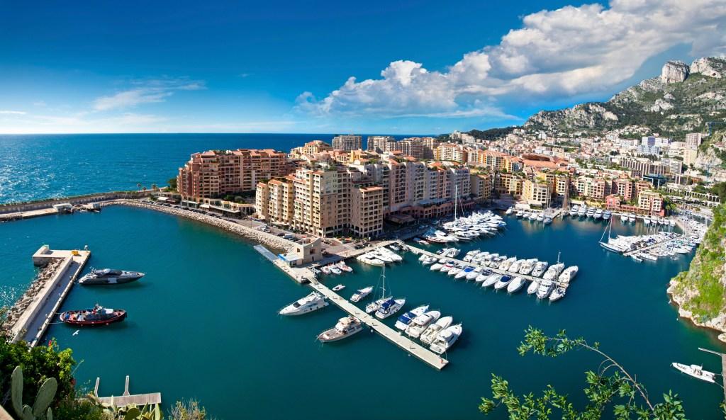 El país más poblado del mundo: Mónaco