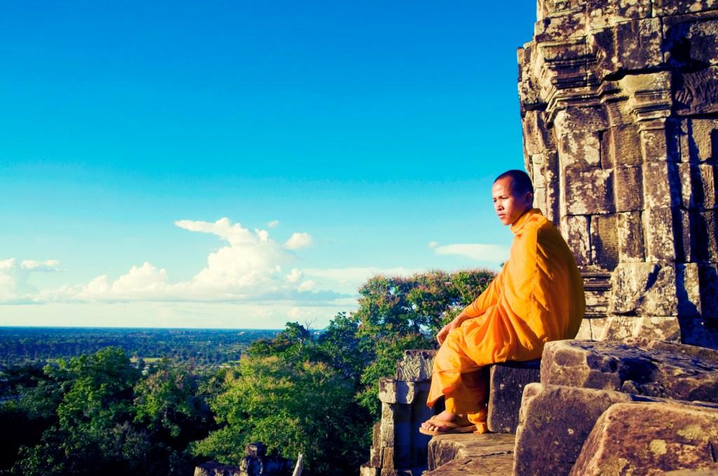Дешевые билеты в Камбоджу в Ангкор-Ват