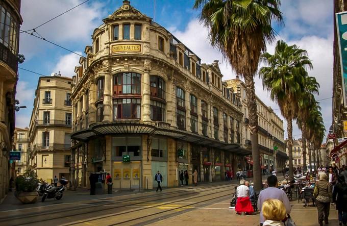 Die schönsten Städte in Frankreich: Montpellier