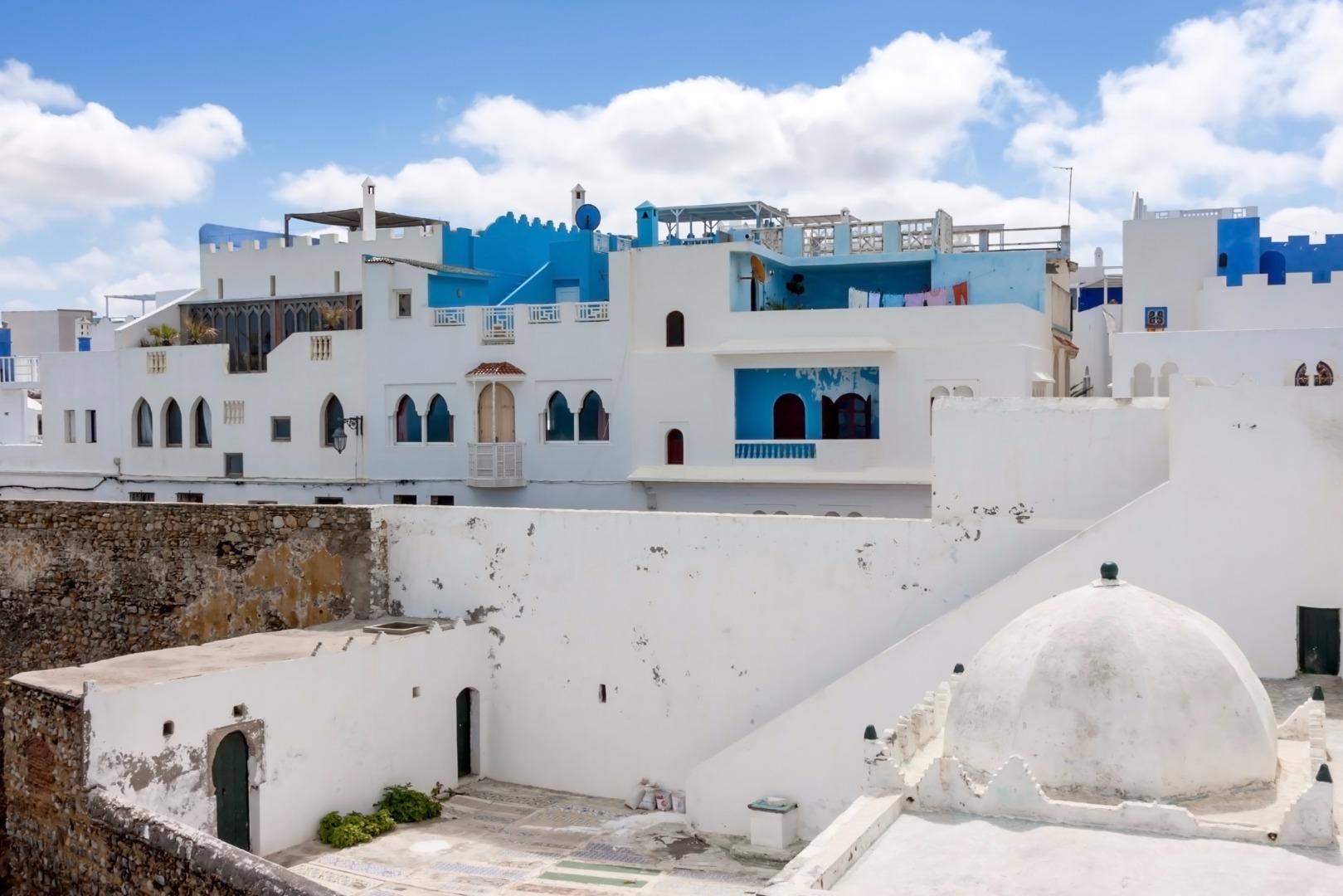 Ταγγέρη - ταξίδι στο Μαρόκο