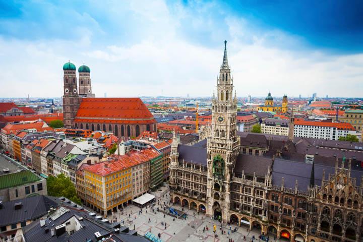 frauenkirche dresden almanya