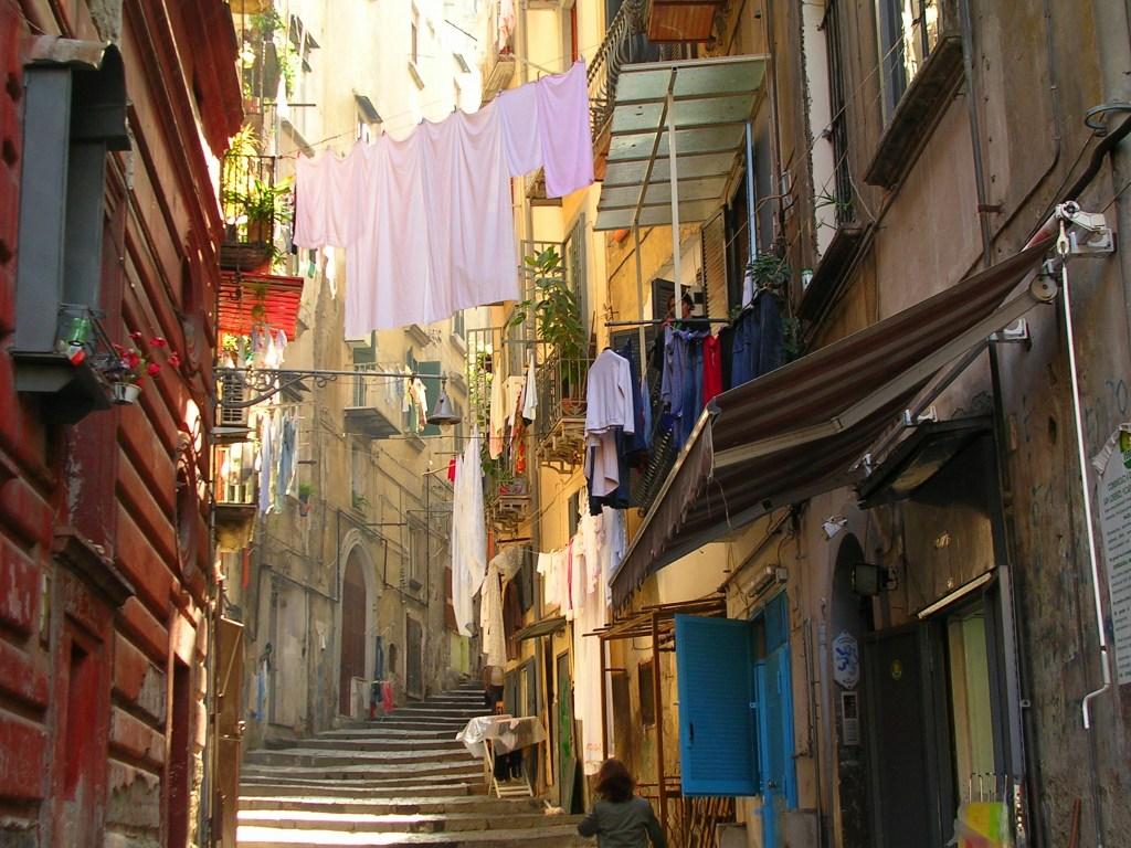 Η Παλιά Πόλη της Νάπολης