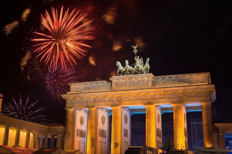 Silvesterreise: Silvester in Berlin