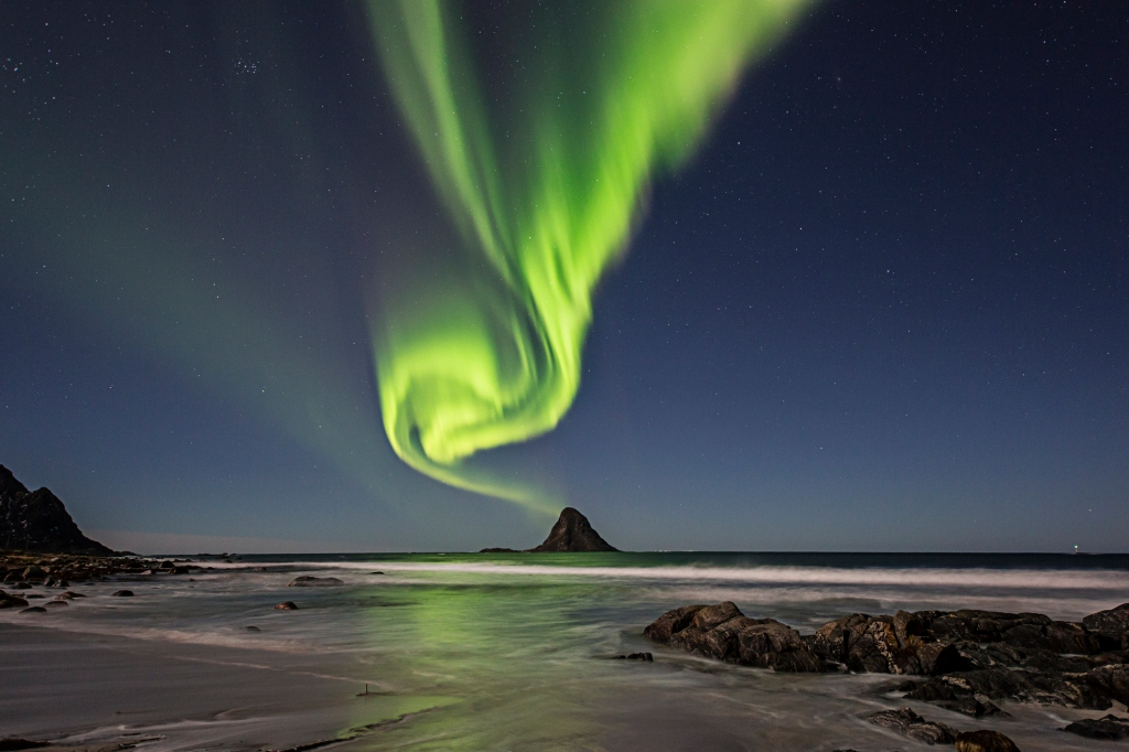 In Norway you'll find some of the best places to see the Northern Lights