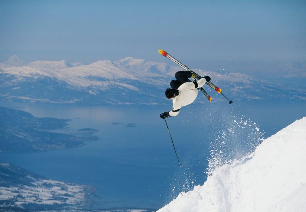 competiciones de esquí en Noruega