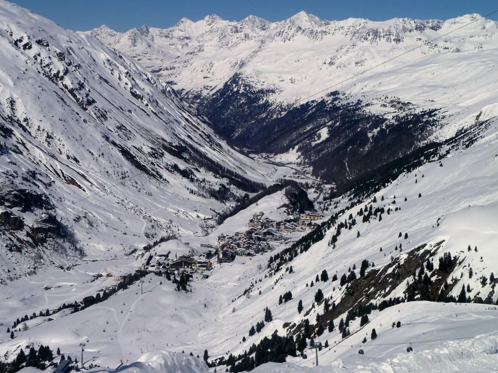 competiciones de esquí en Austria