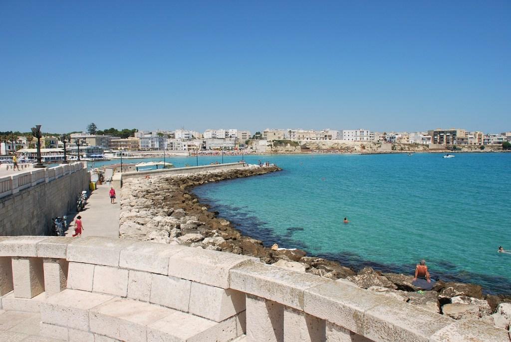 Otranto, Salento, Costa adriatica
