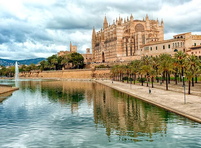 Das liebste Reiseziel der Deutschen 2018: Palma de Mallorca in Spanien