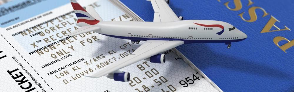 10 Cara Untuk Mendapatkan Tiket Pesawat Murah Dan Promo