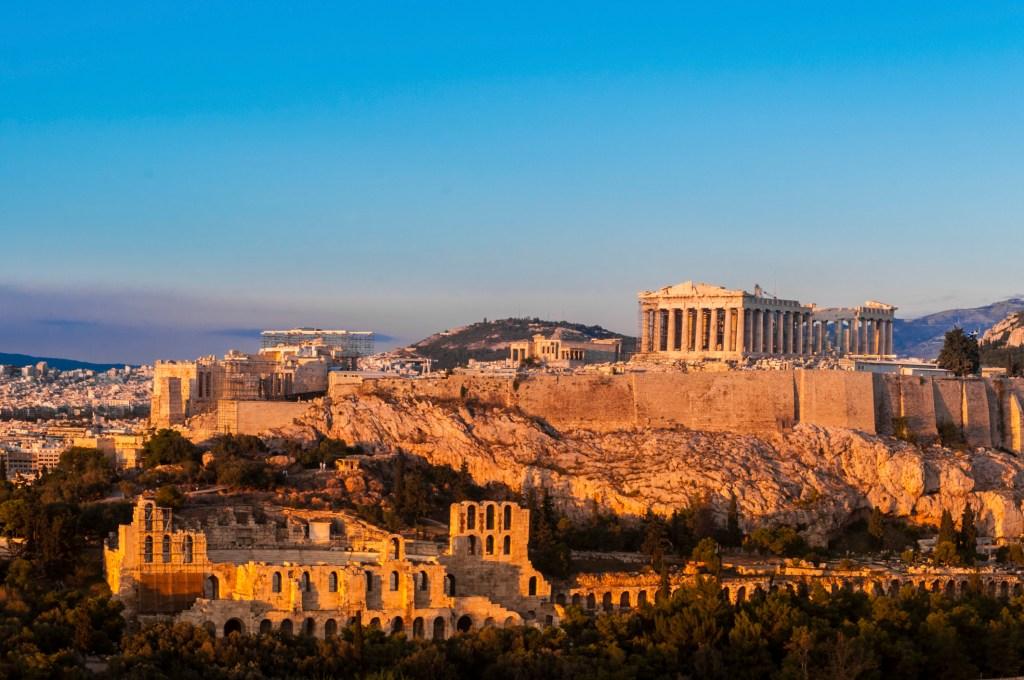 Ciudades de Europa que visitar: Atenas, Grecia