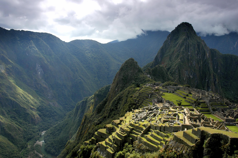 Mejores paisajes para fondo de pantalla: Machu Picchu