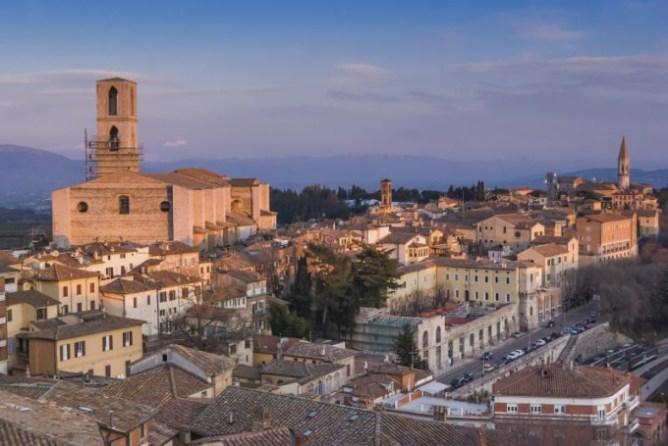Viaggi in Italia: Perugia