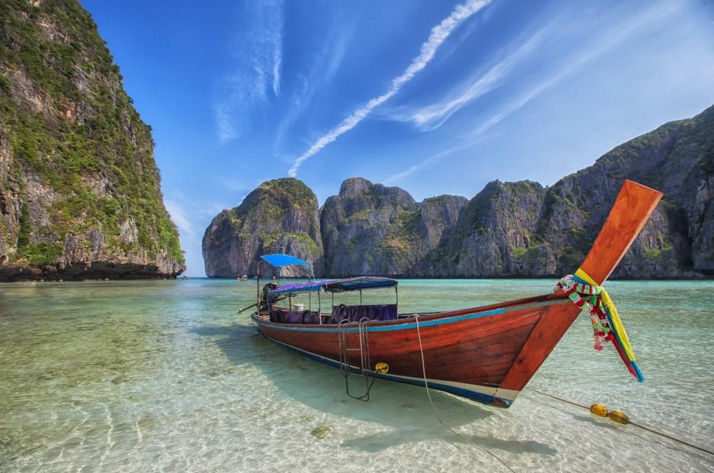 Таиланд — одна из лучших стран для отдыха за границей в первый раз