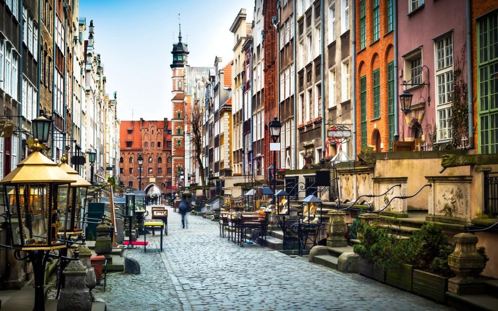 Gdzie na weekend majowy? Oczywiście do Gdańska!