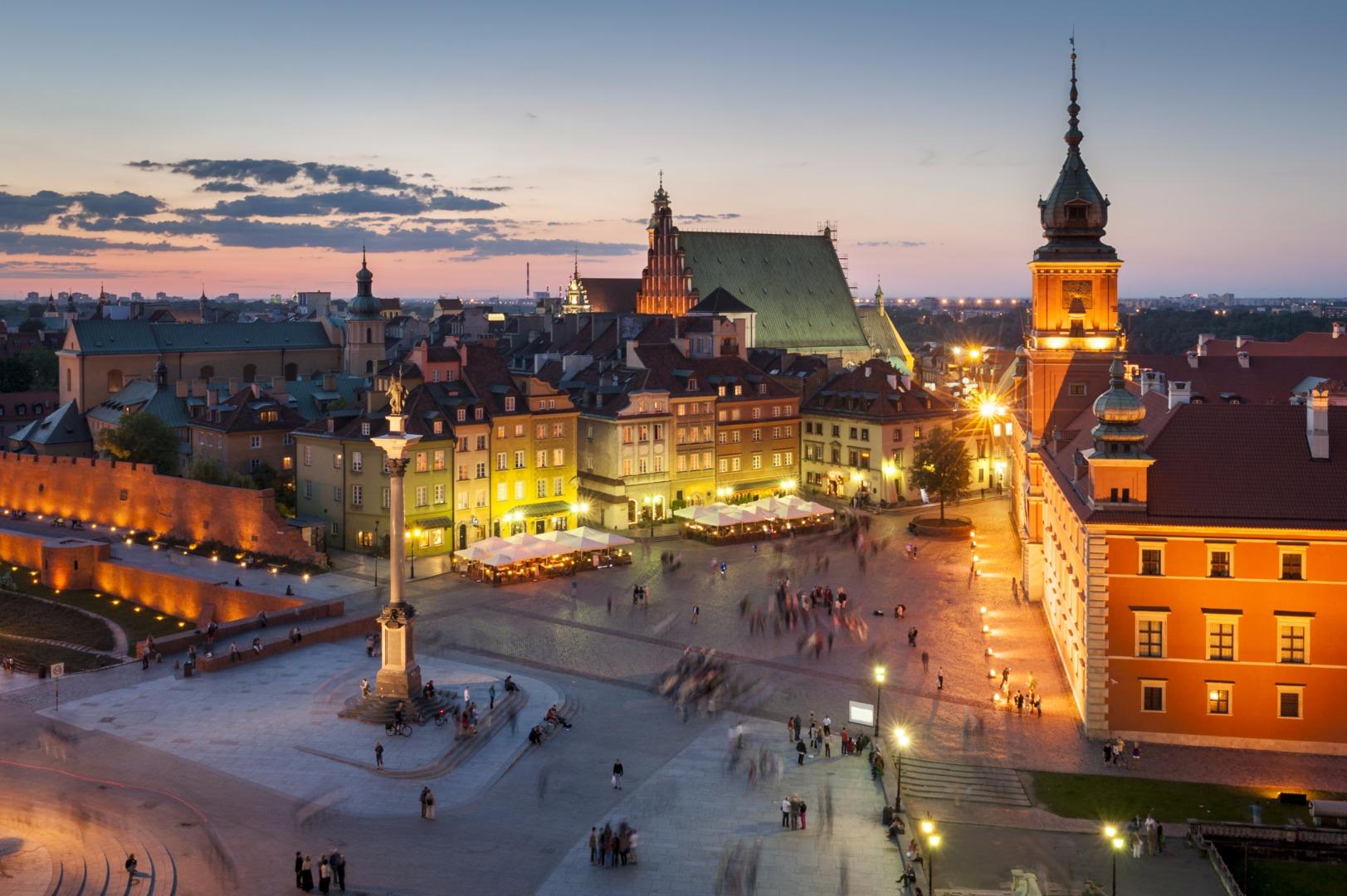 Польша достопримечательности фото и описание
