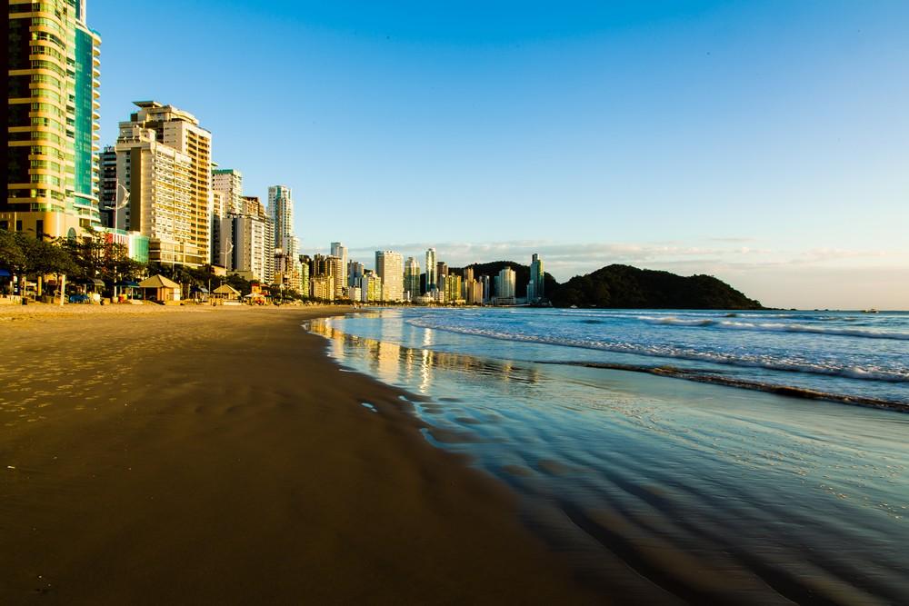 Playas del sur de Brasil, Camboriú