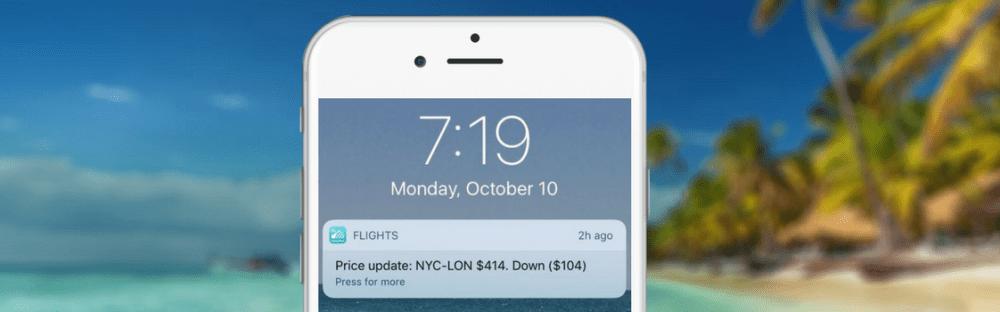 Flight Price Alerts: How to find the best flight deals | Skyscanner ...