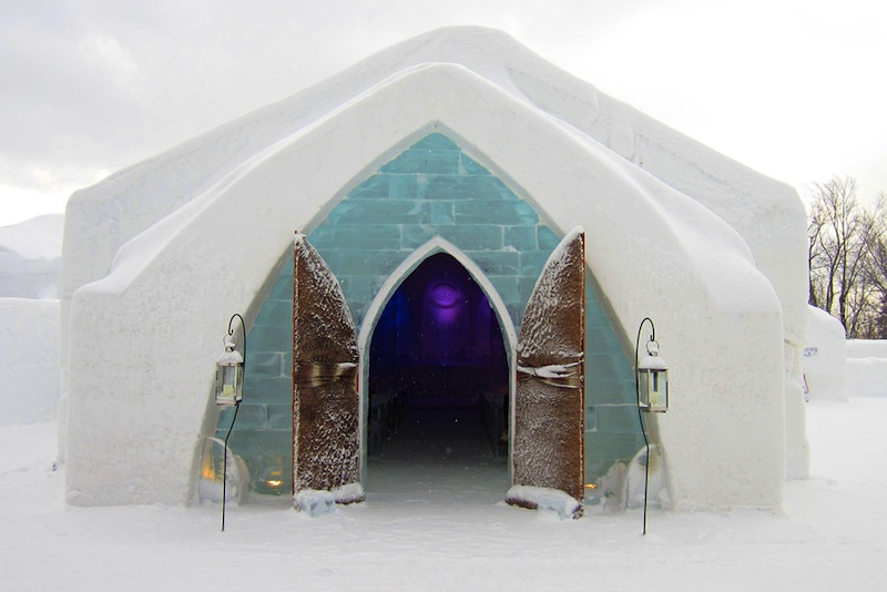 Ice Hotel: Bucket List Adventures in Canada