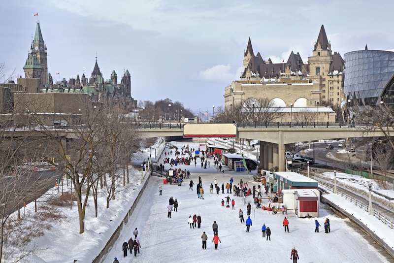 Rideau Canal: Adventures in Canada