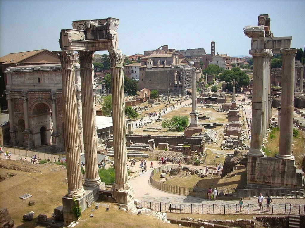 Le 15 Città da vedere nel Lazio: Roma