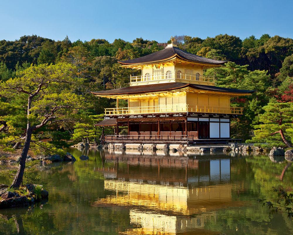 Lugares que ver en Kioto: el templo Kinkaku-ji