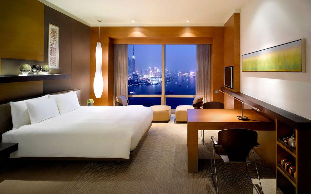 Отель Hyatt в Шанхае