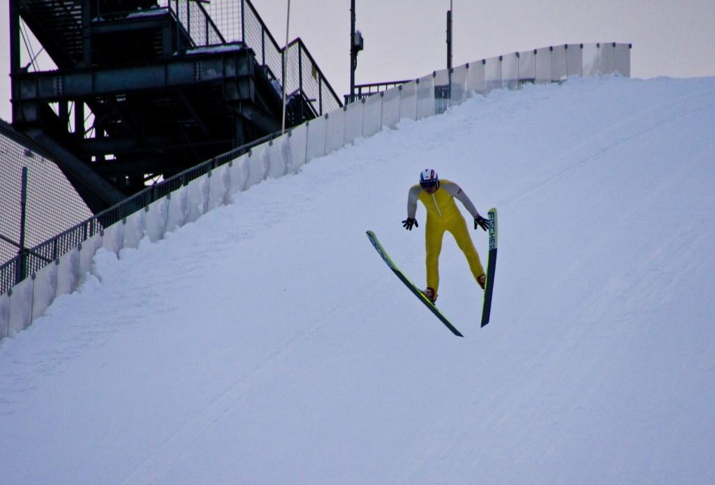 campeonatos de salto de esquí en Japón