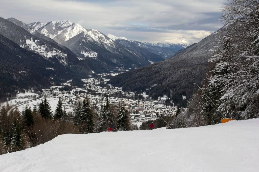 campeonatos de esquí en Eslovenia
