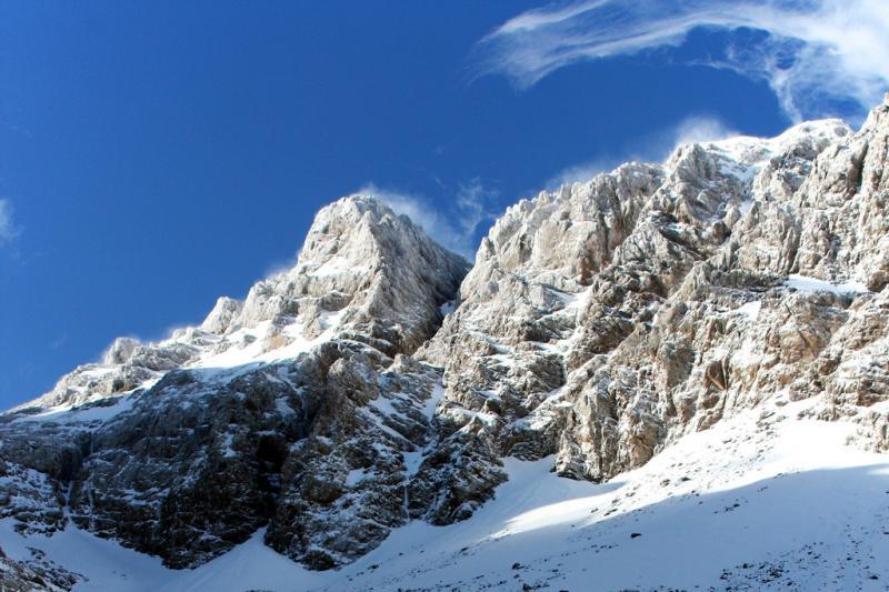 Χιονισμένες κορυφές - ταξίδι στο Μαρόκο