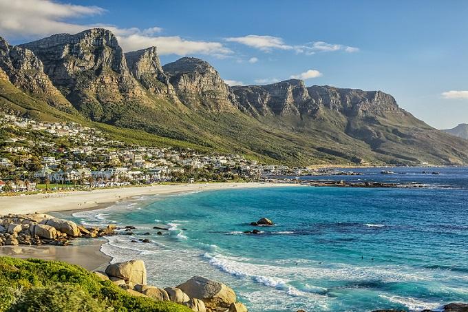 Des südafrikanischer Kapstadt