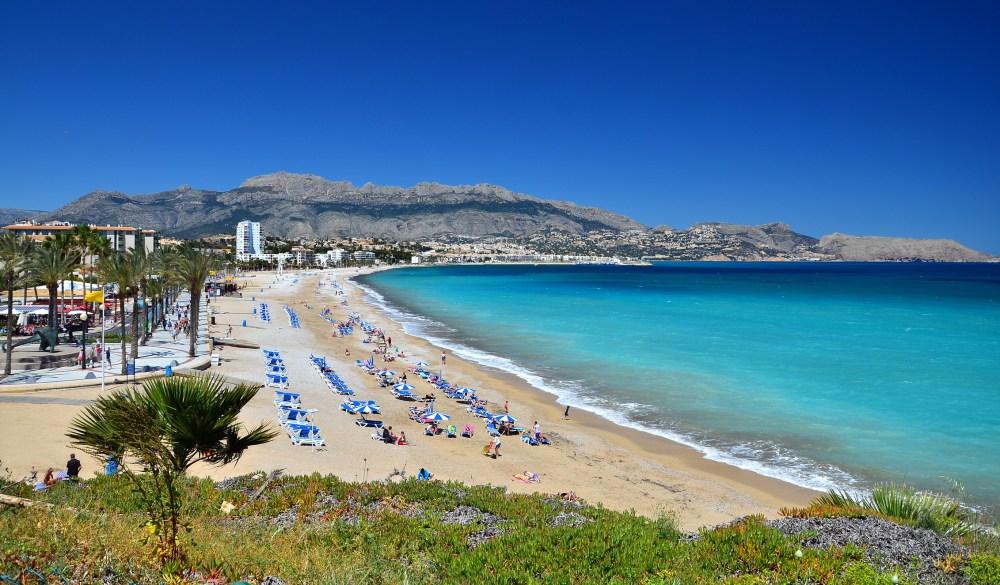 las mejores playas de valencia espana