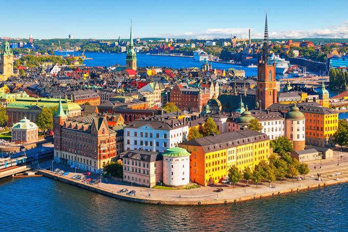 Ciudades de Europa que visitar: Estocolmo, Suecia