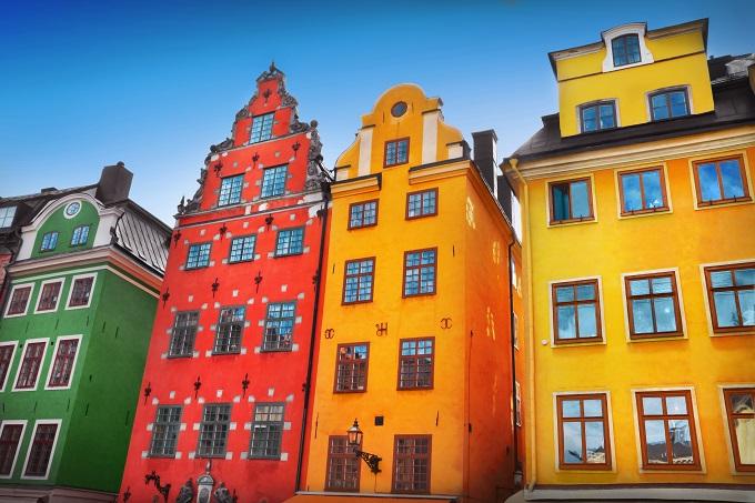Lentodiilit Eurooppaan: Tukholma
