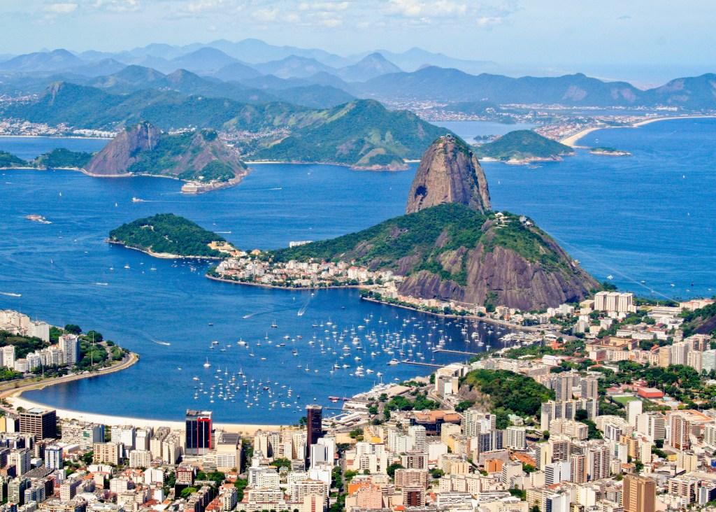 Lentodiilit Etelä-Amerikkaan: Rio de Janeiro