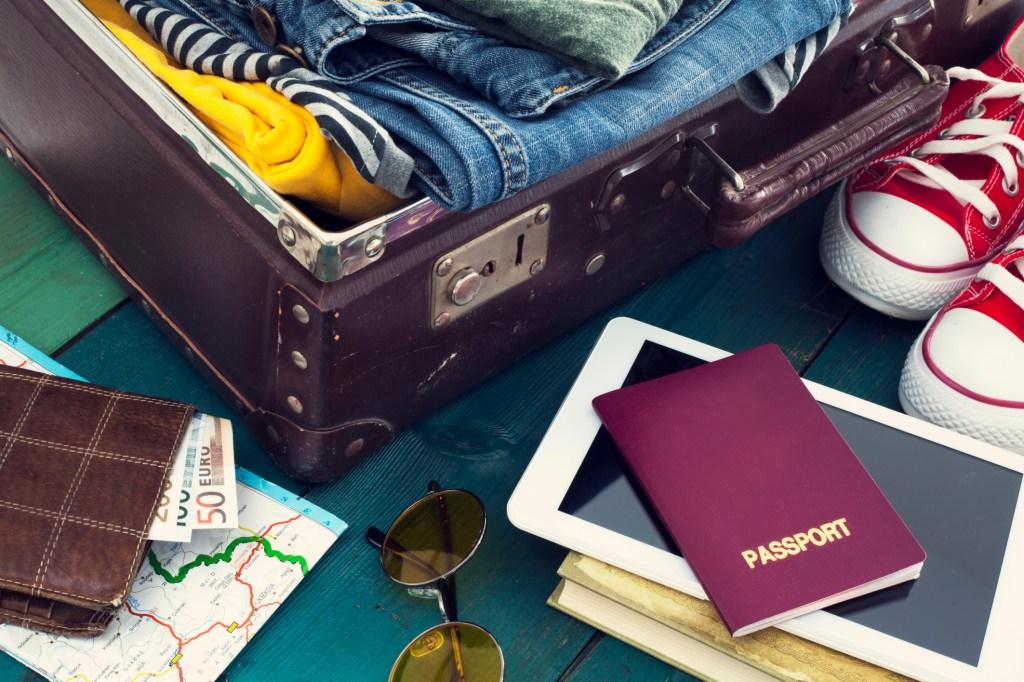 3999ea710 Equipaje de mano de Royal Air Maroc Equipaje listo para viajar