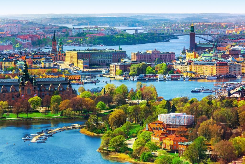 Suecia es uno de los mejores países para trabajar en el extranjero