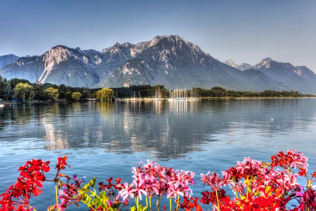 Die schönsten Seen in der Schweiz: Genfersee