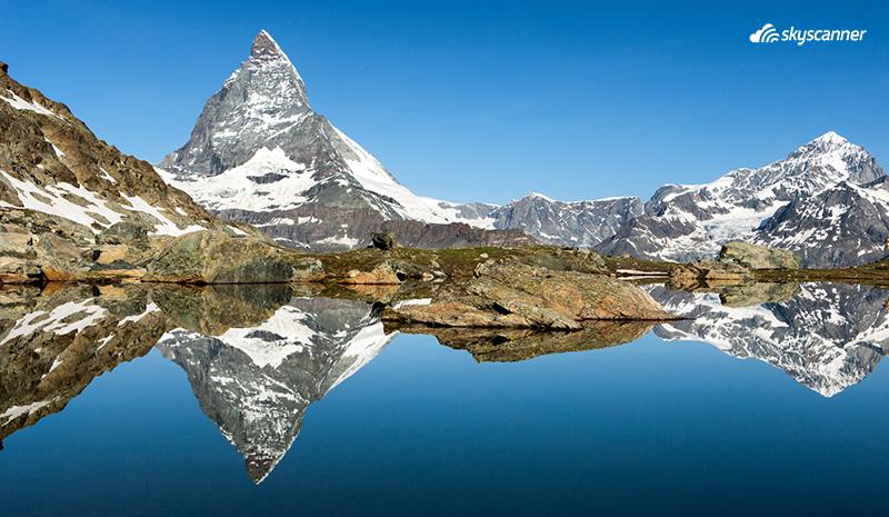 Que ver en Suiza, Zermatt